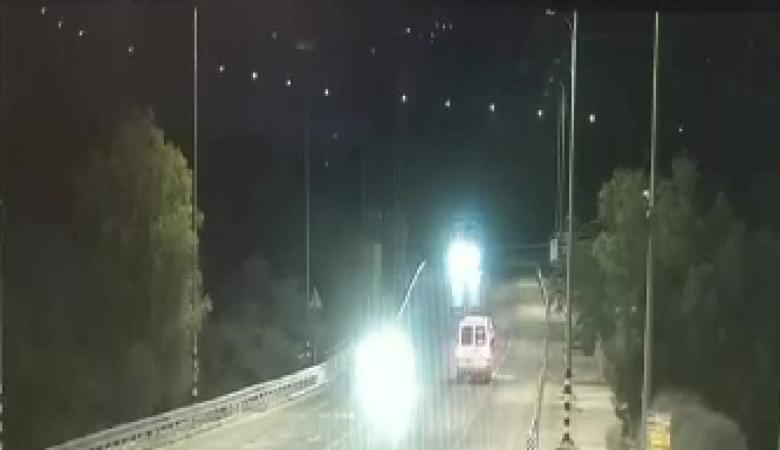 فيديو يوثق لحظة وقوع فاجعة العمال قرب اريحا