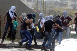 الاحتلال يصيب 4 شبان بالرصاص الحي وآخرين بالاختناق في طوباس