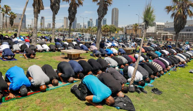 محكمة الاحتلال تسمح بتجريف مقبرة الإسعاف في يافا