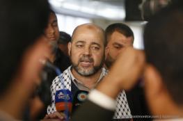 ابو مرزوق : لا ننازع فتح على التمثيل الخارجي لفلسطين