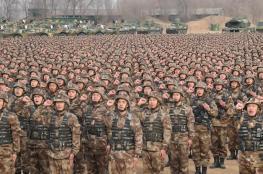 60 ألف جندي صيني يزرعون أشجار لمحاربة التلوث على مساحة تعادل إيرلندا