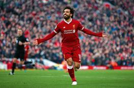 استبعاد محمد صلاح من قائمة أفضل لاعبي الدوري الإنجليزي