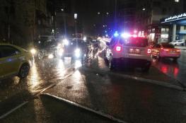 مناشدة عاجلة  من الشرطة الفلسطينية لأهالي جنين