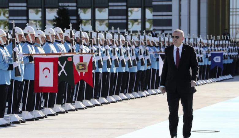 """الرئاسة التركية : """"صبرنا نفذ حيال ممارسات النظام السوري """""""