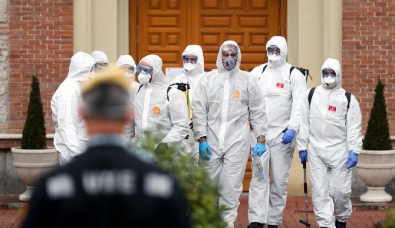فيروس كورونا يضرب بقوة في اسبانيا والوفيات في تزايد حاد