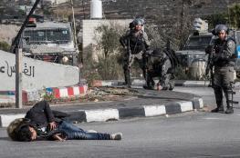 اصابات واعتقالات ومواجهات بالضفة الغربية وقطاع غزة