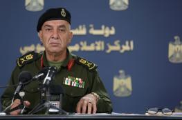 الضميري : الاجهزة الامنية مستهدفة من قبل جيش الاحتلال