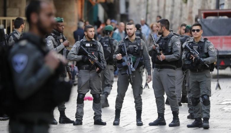 اسرائيل تنتقم من تجار القدس اثر عملية الطعن التي وقعت قبل يومين