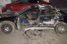 مصرع 3 مواطنين واصابة 144 شخصا في 244 حادث سير بالضفة الغربية
