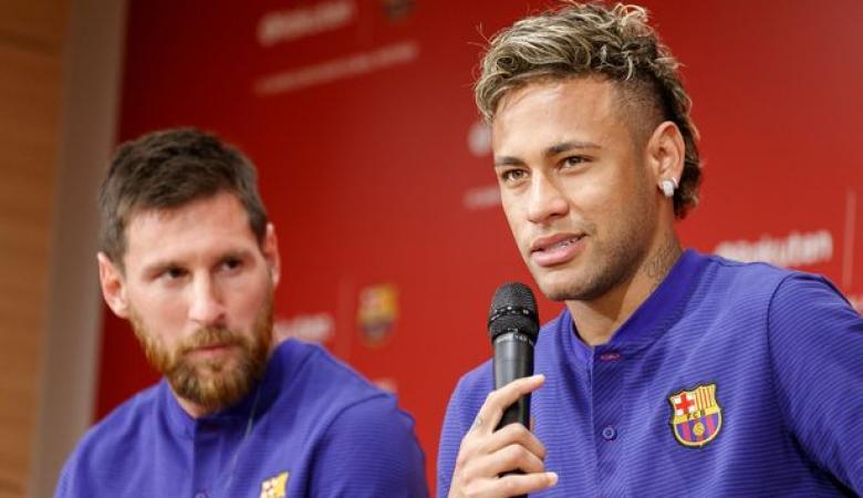 ميسي: انتقال نيمار لريال مدريد ضربة قوية لبرشلونة