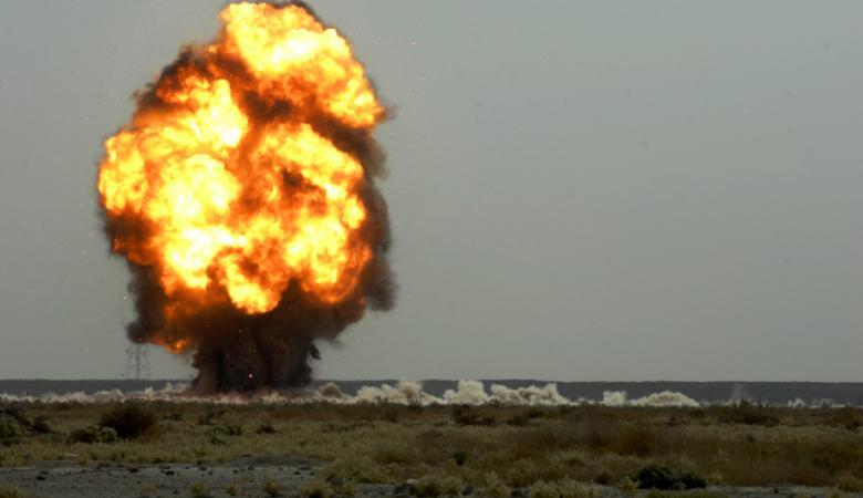اسرائيل تقصف لأول مرة العاصمة العراقية بغداد