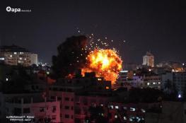 13 مدرسة تعرضت للقصف خلال التصعيد الاسرائيلي الاخير على غزة