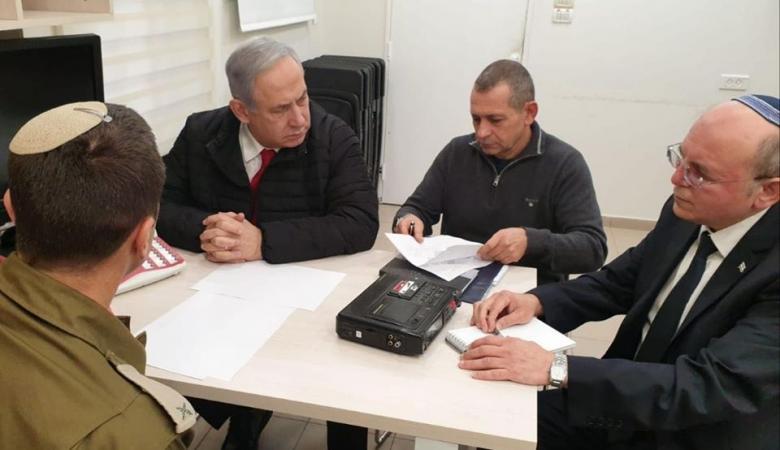 نتنياهو: سنفعل ما هو ضروري لاستعادة الأمن