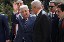 الرئيس يجتمع بوزير المخابرات المصرية