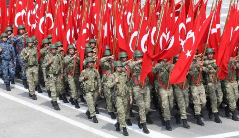 تركيا تنشئ  أكبر قاعدة عسكرية لها  في الخليج