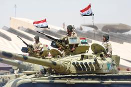 الجيش العراقي يستعيد معبرا حدوديا مع سوريا