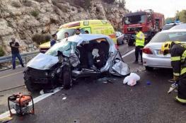 مصرع مواطنين واصابة 176 آخرين في 222 حادث سير وقعت الاسبوع الماضي