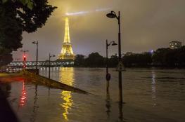 باريس تعلن حالة الطوارئ بعد فيضان نهر السين