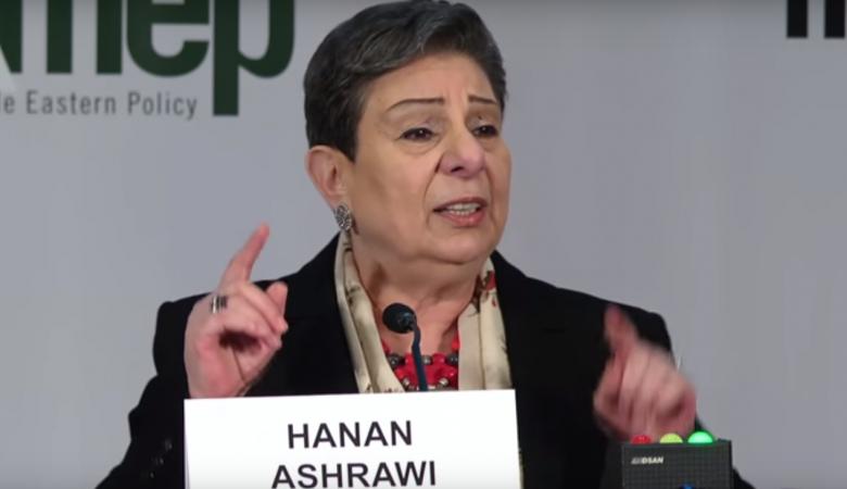 عشرواي : المنظومة الاممية فشلت في حماية الشعب الفلسطيني