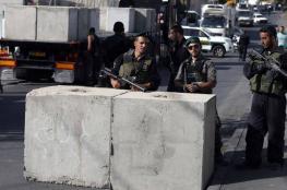 الاحتلال ينصب عدة حواجز ويكثف من تواجده العسكري غرب جنين