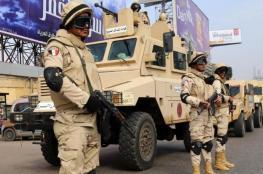 مقتل ضابط ومجند و20 مسلحًا في 3 حوادث منفصلة بسيناء المصرية