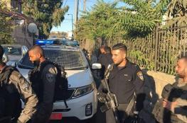 اخطار خمس عائلات فلسطينية بضرورة ترك منازلها في القدس