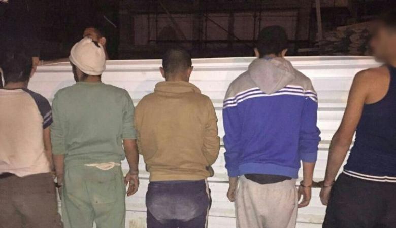 الشرطة الاسرائيلة تعلن اعتقال 80 عاملاً فلسطينياً