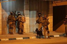 الاحتلال يعتقل 9 مواطنين بالضفة