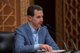"""الرئيس السوري : """"ما ينقصنا هو الحوار الهادف والبناء """""""