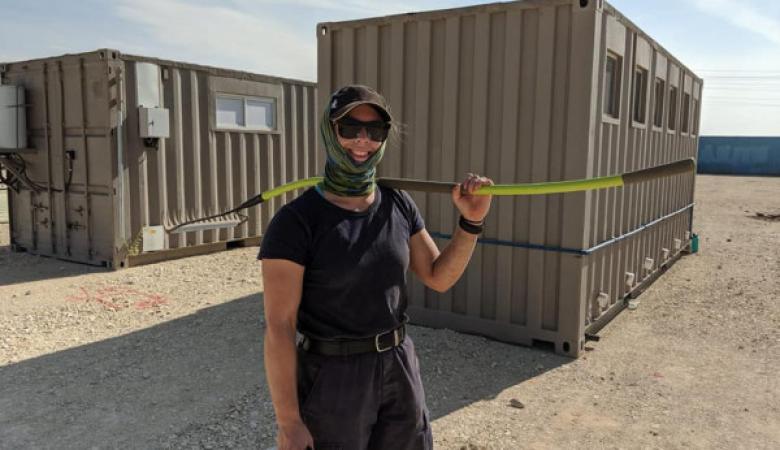"""انزعاج فلسطيني من عرض للسياحة في """"إسرائيل"""" ضمن مشروع المتشفى الأمريكي بغزة"""