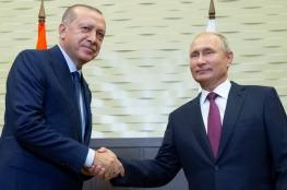 أردوغان ينجح بانقاذ ادلب من هجوم روسي سوري
