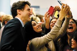 ترودو يكشف عن خطته لجذب مليون مهاجر جديد في كندا