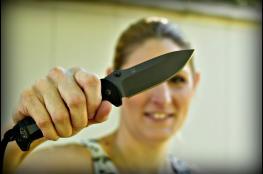 بسكين المطبخ..امرأة تنتقم من زوجها بطريقة بشعة
