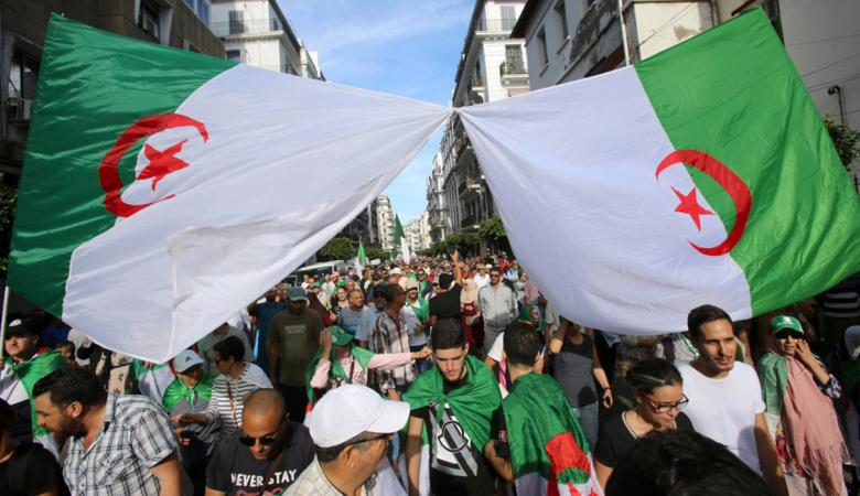 خمسة مرشحين يخوضون انتخابات الرئاسة الجزائرية