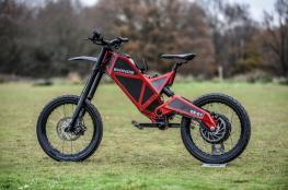 الكشف عن أسرع دراجة  هوائية كهربائية بالعالم