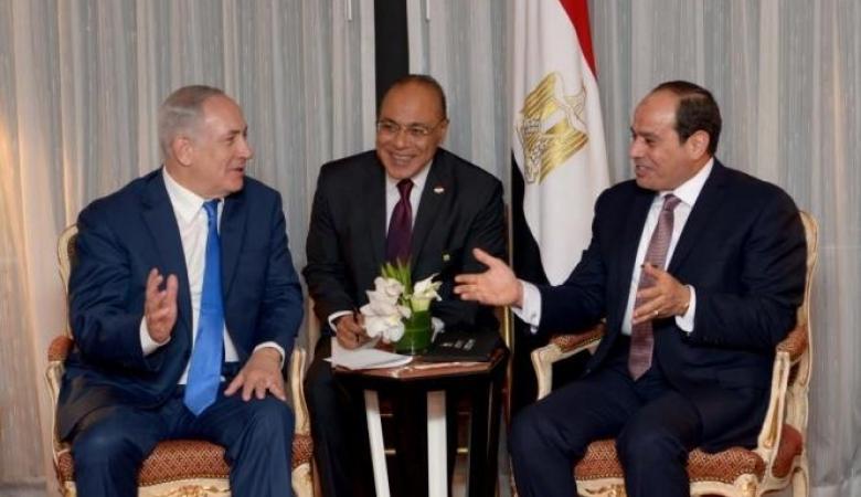 """مصر تجري مشاورات لعقد اتفاقية ثلاثية مع ليبيا و""""إسرائيل"""""""