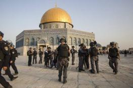 """الأردن لـ""""إسرائيل"""": كفاكم استفزازا بالأقصى"""