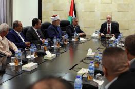 رئيس الوزراء : الحكومة تولي أولوية مهمة لمدينة جنين