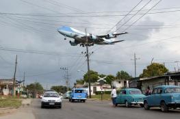 تحطم طائرة بيونغ 737 بعد إقلاعها في مطار العاصمة الكوبية هافانا