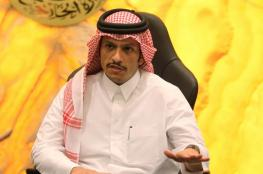 قطر : على العالم وقف سياسات اسرائيل الاستيطانية