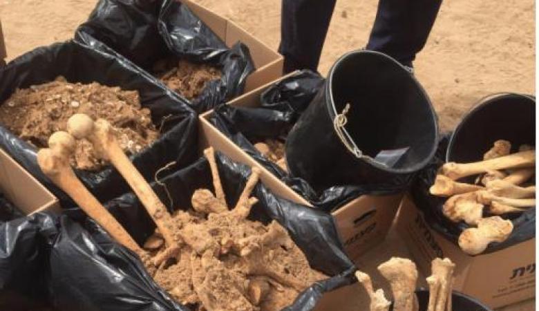 إسرائيل تشرع ببناء مركز رعاية للمشردين فوق مقبرة إسلامية في يافا