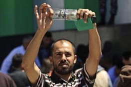 الاموال القطرية في طريقها الى الضفة الغربية وقطاع غزة