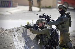 استشهاد شاب وإصابة آخر برصاص الاحتلال جنوب نابلس