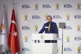 أردوغان : تركيا قدمت مساعدات لأكثر من 3 ملايين لاجئ سوري وعراقي