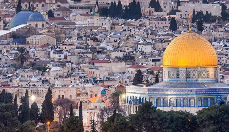 رد حاسم من الرئاسة على قرار ترامب حول القدس
