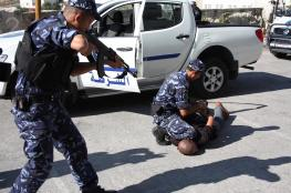 الشرطة تقبض على شاب دهس طفلة ولاذ بالفرار في قلقيلية