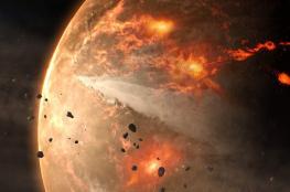كويكب ضخم يتجه الى الأرض والعلماء يكشفون حجم المخاطر