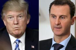 ترامب يمدد العقوبات المفروضة على نظام بشار الأسد