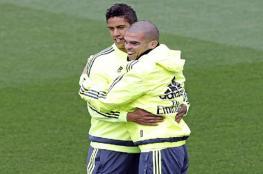 عودة بيبي وغياب فاران عن تدريب ريال مدريد