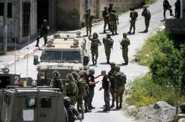 الاحتلال يقتحم جنين ويعتقل 3 مواطنين فجر اليوم